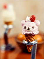 Cute Bear Ice Cream by Suuperx