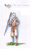 The Last Airbender by Pascalou