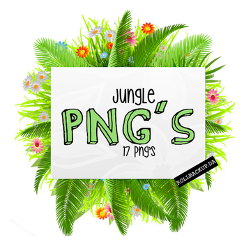 ~#JunglePng's. by RollBackup