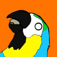 Icon Commission: TediousParrot by AngryArtist113