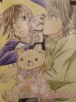 Junjo Romantica Cover by bellyum