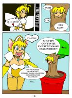 Golden Maid 10 by CrazyCowProductions