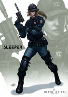 SLEEPER-CHGECKO by mlappas