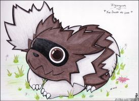 Adorable Zigzagoon