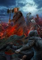 Hurin by steamey