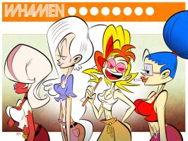 Whamen Band by Themrock