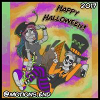 Halloween : El SuperBeasto style! by Motions-End