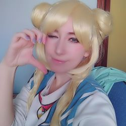 Usagi tsukino by LuffySwan