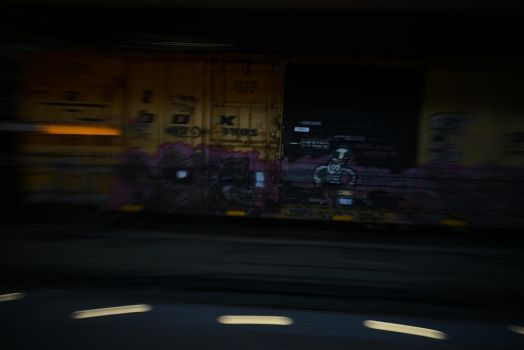 Graffiti in motion by UltraSonicUSA
