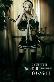 Sucker Punch : Baby Doll by qcamera