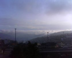 Manizales: Horizon by halconfenix