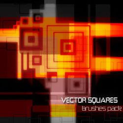 Vector Squares - Brushes Pack by solenero73