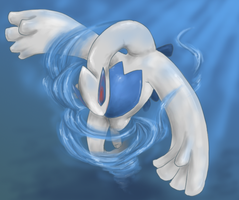Beast of the Sea - SoulSilver by TranslucentRainbow