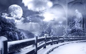 the mists of winter by Isidora