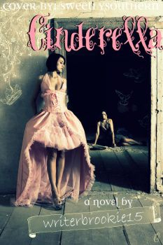 Cinderella Book Cover by SweetlySouthern