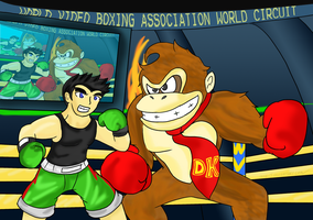 Rematch of the Century!! by Xero-J