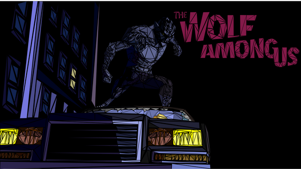 The Wolf Among Us Episode 5 Mosaic Wallpaper by klopki