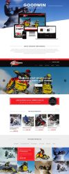 Goodwin Performance Website Design by shoahmed