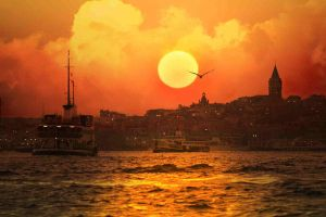 istanbul galata by illegale