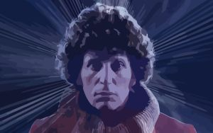 Tom Baker is the Doctor by gfoyle