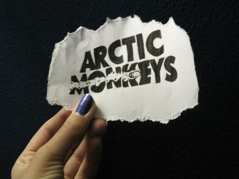 Arctic Monkeys by immbc