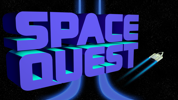 Space Quest 2 1080p (Ship/Trails/II Streaks) by MusicallyInspired
