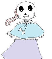 Tempus Sans - Undertale OC Complete Bio by Sweet-Starlit-Art