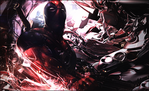 _DeadPool_ by gabber1991md