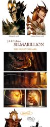 Tolkien's Silmarillion - The stolen silmaril by Phobs
