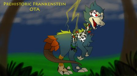 Prehistoric Frankenstein OTA .: SOLD :. by AFTERyou-Inc