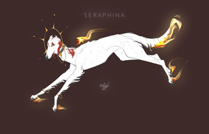 SERAPHINA (custom) by Volinfer