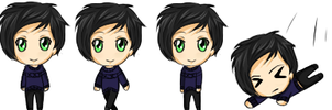 Phil Lester Shimeji Preview by HoneyMochaCat