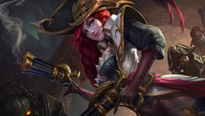 Miss Fortune by StCygnus
