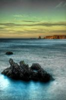 Rugged Newfoundland Shore HDR3 by Witch-Dr-Tim