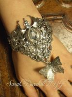 Mercurias Bracelet by fairyfrog
