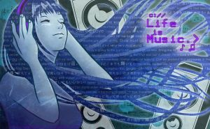 Life is Music by emmlingen