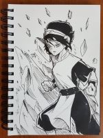 Day 205 Toph by TomatoStyles