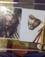 Jack Sparrow - In progress by Diguera