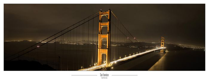 Golden Gate by dominikrose