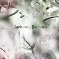 Abstract Brushes 7 by Ghost-001-