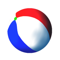 Beach Ball by ReapersSpeciesHub