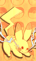 Pikachu by Zeighous