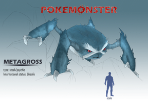 Pokemonster - Metagross