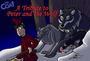 A Tribute to Peter and the Wolf by Slasher12