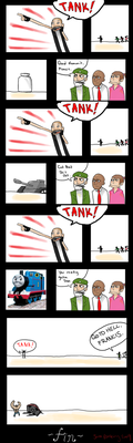 L4D-The Francis Who Cried Tank by SuperKusoKao