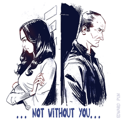 Not with out you by pungang