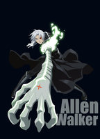 Allen Walker -DGM- by HinataSenpai