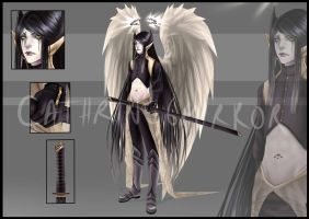 Adopt 35 auction (CLOSED) Angel by cathrine6mirror