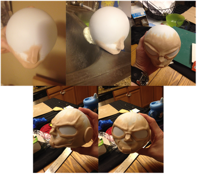 The Flash Munny Wip by TAK-tide