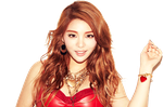 Ailee - Don't touch me [ RENDER ] by MioK-ON